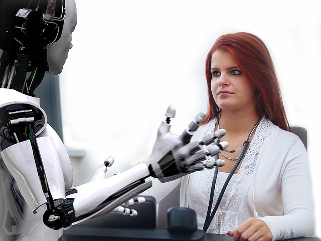 ロボット相手ではなく人間相手にすべき営業とは?