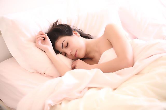 睡眠の質をあげる