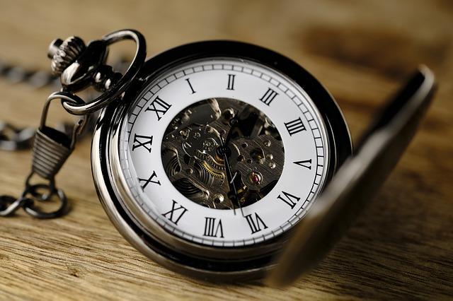 時期とタイミング