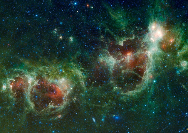 宇宙は広い
