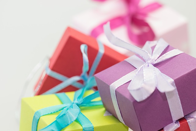 最高の贈り物