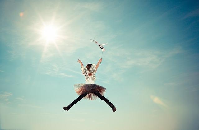 夢は大きく、目標は明確に、行動は細かく設定しよう