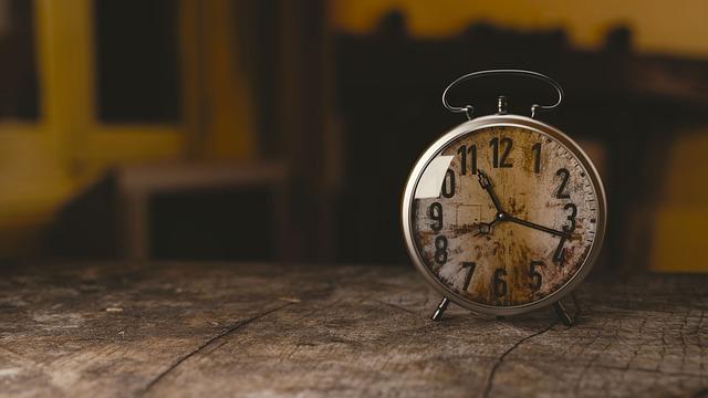 変化・変容に必要な時間とは